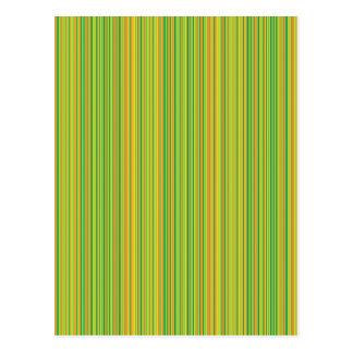 Green lines postcard