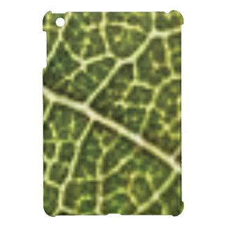 green linked tubes iPad mini covers