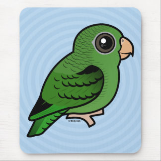 Green Linnie Mouse Pad