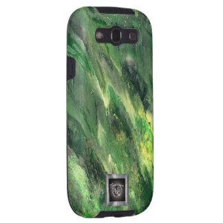 Green Liquid camo Samsung Galaxy S3 case