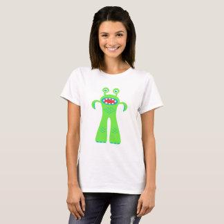 Green little monster T-Shirt