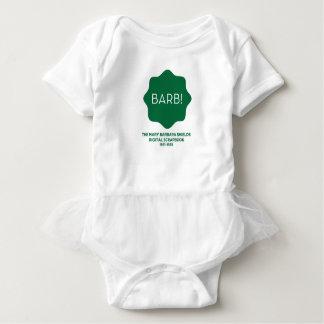 Green Logo Baby Bodysuit