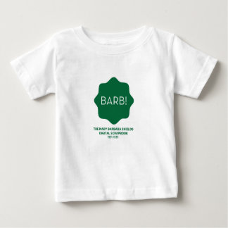 Green Logo Baby T-Shirt