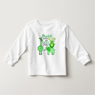 Green Looks Good on Everyone T-shirt