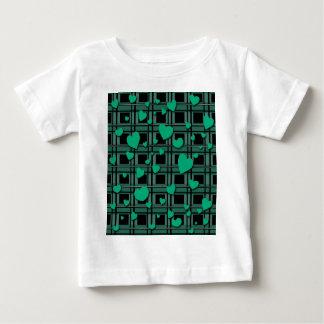 Green love baby T-Shirt