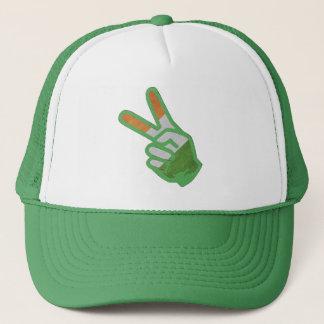 green lucky Irish flag st patricks day emoji Hat