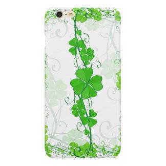 Green Lucky Shamrock