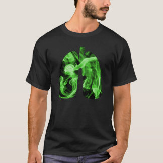 Green lungs T-Shirt