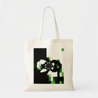Green Machine Modern Design Tote Bag