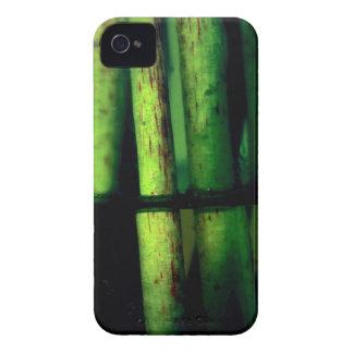 Green macro iPhone 4 case