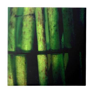 Green macro tiles