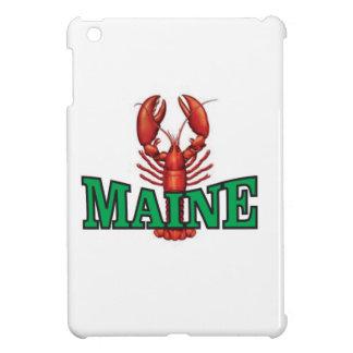 green Maine lobster iPad Mini Covers