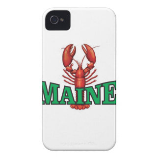 green Maine lobster iPhone 4 Cover