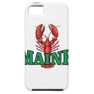 green Maine lobster iPhone 5 Covers
