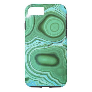 """Green Malachite iPhone 7 Case"" iPhone 7 Case"
