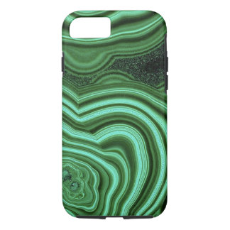 """Green Malachite iPhone 7 Case"" iPhone 8/7 Case"