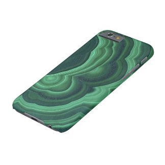 """Green Malachite Phone Case"" Barely There iPhone 6 Case"