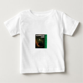 Green mammoth cave Kentucky Baby T-Shirt