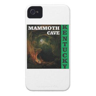 Green mammoth cave Kentucky Case-Mate iPhone 4 Case