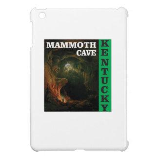 Green mammoth cave Kentucky iPad Mini Covers
