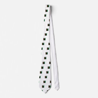 Green mammoth cave Kentucky Tie