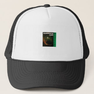 Green mammoth cave Kentucky Trucker Hat