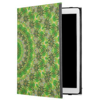 "Green Mandala Wheel... iPad Pro 12.9"" Case"
