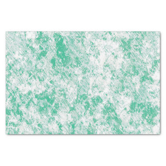 Green Marble Mesh Tissue Paper