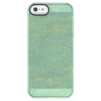 Green Marble Stone Permafrost® iPhone SE/5/5s Case