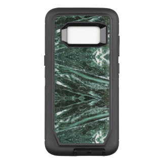 Green Marble Stone Texture OtterBox Samsung Case