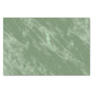 Green Marble Tissue Paper