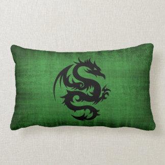 Green Medieval Pillow