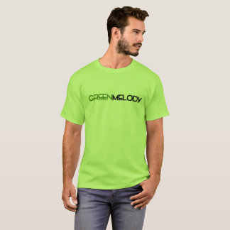Green Melody Promotional T-shirt