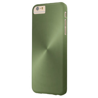 Green Metallic Case-Mate Barely There iPhone 6/6s Barely There iPhone 6 Plus Case