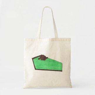 Green Mint Grasshopper Pie St. Patrick's Day Tote
