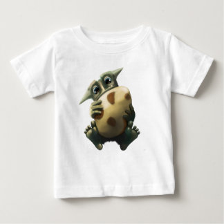 Green Monster Baby T-Shirt