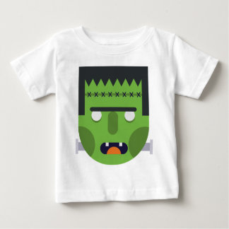 Green Monster Baby T-Shirt