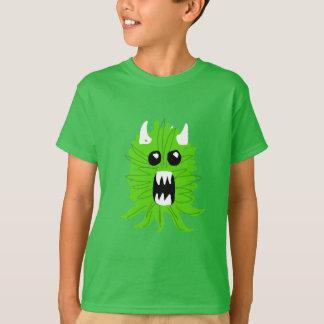Green Monster Boy's T-Shirt--Green T-Shirt