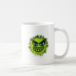 Green Monster Coffee Mug