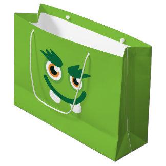 Green Monster Large Gift Bag
