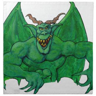 Green Monster Napkin
