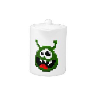 Green Monster - Pixel Art