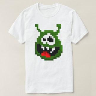 Green Monster - Pixel Art T-Shirt