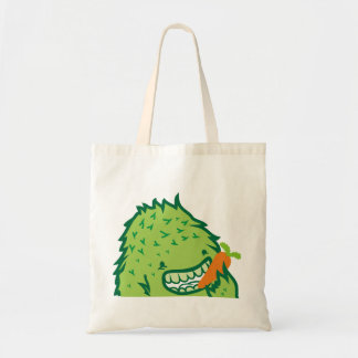 Green Monster Tote Bag