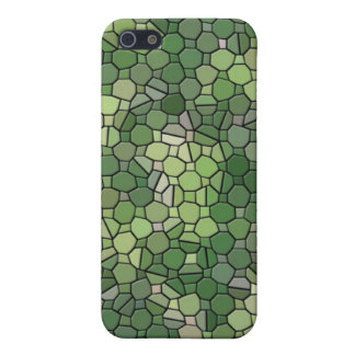 Green Mosaic iPhone4 Speck Case iPhone 5/5S Covers