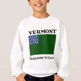 Green Mountain Boys Flag of the Vermont Republic Sweatshirt