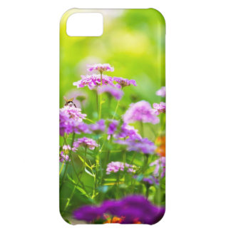 Green Nature Flower Cool iPhone 5C Case