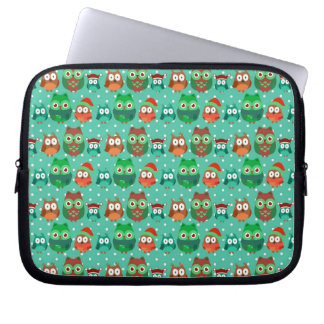 Green Neoprene Laptop Sleeve 10 inch