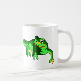 Green Newt Mug