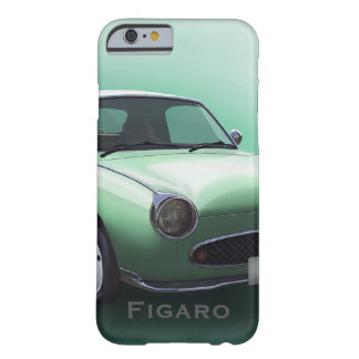 Green Nissan Figaro Customisable iPhone 6 Case
